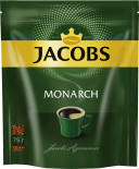 Кофе растворимый Jacobs Monarch 75г