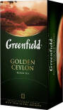 Чай черный Greenfield Golden Ceylon 25 пак