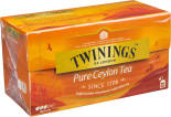 Чай черный Twinings Pure Ceylon 25 пак