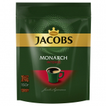 Кофе Jacobs Monarch Intense, растворимый, 150 г