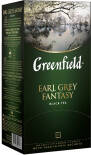 Чай черный Greenfield Earl Grey Fantasy 25 пак