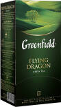 Чай зеленый Greenfield Flying Dragon 25 пак