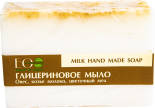 Мыло EO Laboratorie Milk hand made soap глицериновое 130г