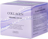 Крем для лица Jigott Collagen Healing Cream 100мл