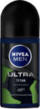 Антиперспирант Nivea Men Ultra Titan 50 мл