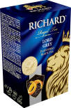 Чай черный Richard Lord Grey 90г