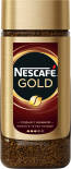 Кофе молотый в растворимом Nescafe Gold 95г