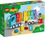 Конструктор LEGO Duplo My First 10915 Грузовик Алфавит